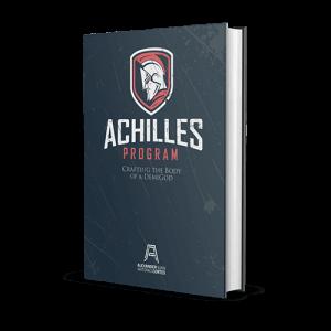 The achilles program by alexander cortes.